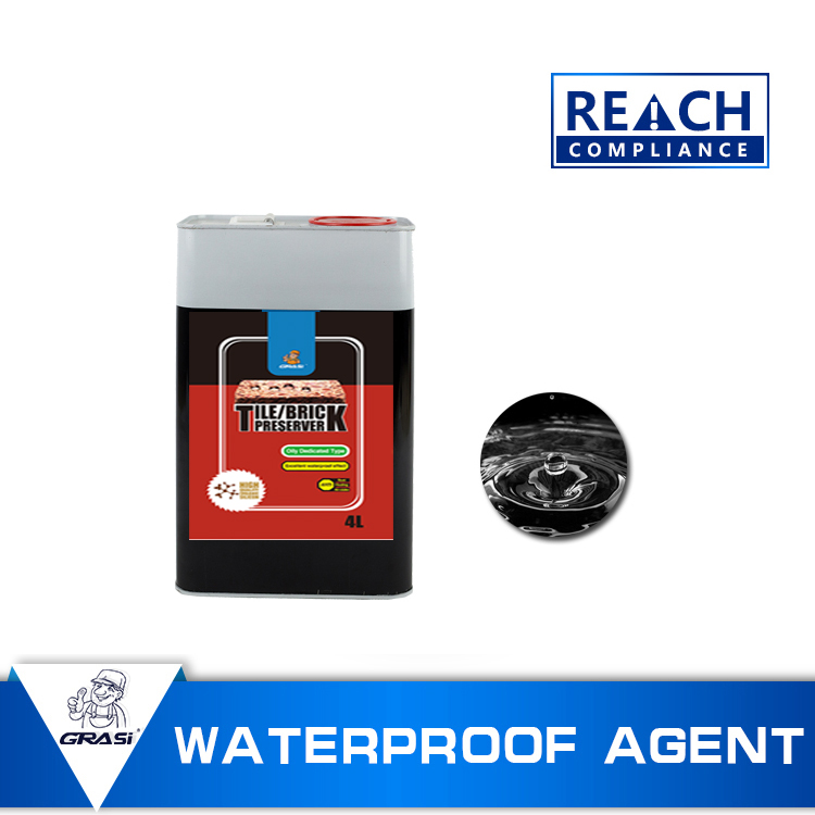 WH6985 Nano technology anti Chloride ion super hydrophobic liquid coating for brick tile