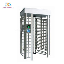 Security Turnstiles Electrical controlled rotate pedestrian gate Full Height Turnstile Gate Mechanism