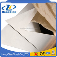 Manufacture price 304 316l stainless steel sheet price