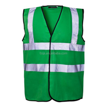 Warning Working Clothes Reflection Vest Three Colors Customized