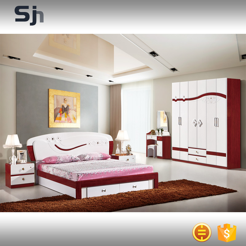Cheap price wedding bedroom furniture for 552