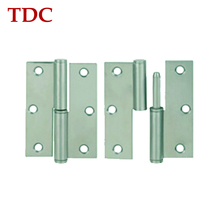 sus304 stainless steel lift-off hinge for door and windows