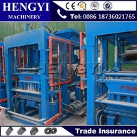 The welconed new construction technology egg laying block making machine
