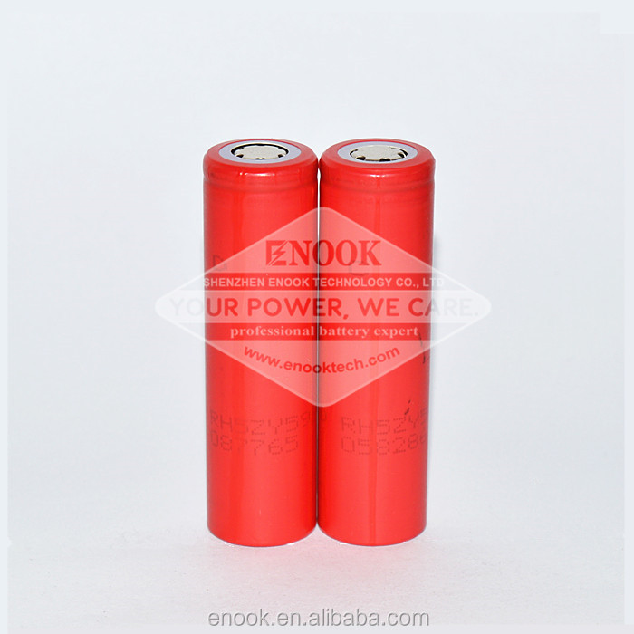 China segway 18650 Sanyo li-ion battery Sanyo 2600mAh battery cell