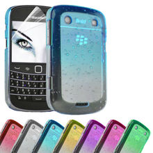 Wholesales raindorp plastic cover for blackberry 9900 case