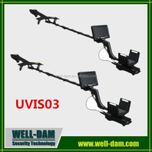 UVIS03 under vehicle search camera,telescopic pole inspection camera