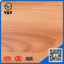 wood grain decorative pvc sheet