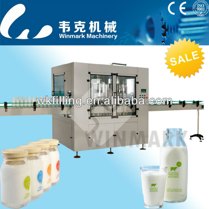 Soy Milk Production Line