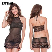 2017 Competive Price Customized Sizes Transparent Xxx Babydoll Women Sexy Lingerie Lace