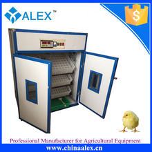 528pcs latest microprocessor technology chicken egg incubator for sale