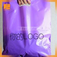 cheap and strong plastic t-shirt printing bag for shopping