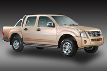 China 4WD Diesel Engine Pickup Truck for Sale