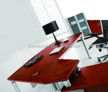 2015 Cambodia Market Modern Executive Desk Luxury Office Furniture