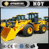 Earthmoving equipment Wheel loader price list XCMG tractor front end loader for sale