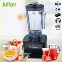 Low noise Juice Shop Appliances imported high performance motor 4 in 1 juicer blender