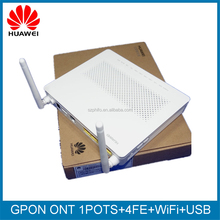 Huawei GPON ONU HG8546M with 1GE ports+3*FE ports+1*phone port+wifi, HG8546M with wireless function