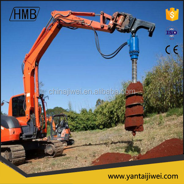 Digging Tools Heavy Duty Mini Post Hole Digger Earth Auger