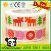 high quality washi paper adhesive tape matchboxes