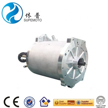 Electric motors for electric trucks and electric logistics vehicles and electric trailers