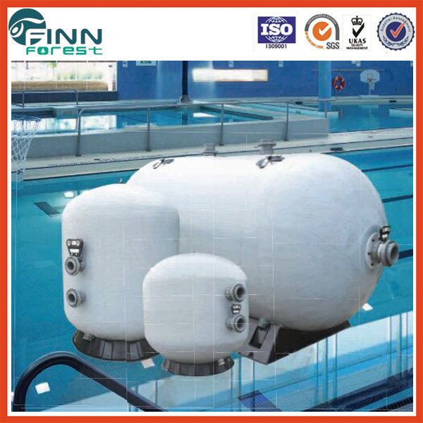 Emaux Swimming Pool Large Capacity Compact Water Sand Filter for Water Treatment Plant and Aquarium