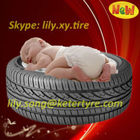 Brand New Car Tire in S900 Pattern