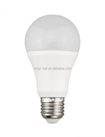 High lumen civil light 8W A60 E26/E27/B22 LED bulb AC127V 680lm Ra>80 with 2 years warranty