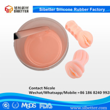 Soft Toy Making Silicone for Rubber Vagina, Medical Grade Liquid Silicone