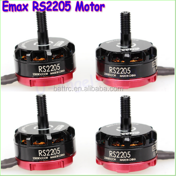 DIY ZMR250 Quadcopter Combo Kit&LittleBee 20a&EMAX RS2205 Motor