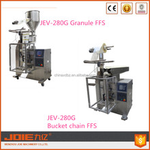 JOIE Automatic Vertical automatic granule packing machine for popcorn, nut, peanut, dried fruit, dried mushroom