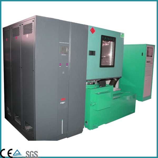 Industrial programmable climate and vibration test chamber/test equipment/test machine