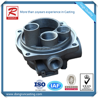 Hot Sell Die casting productions of Aluminum and Zinc alloy in China