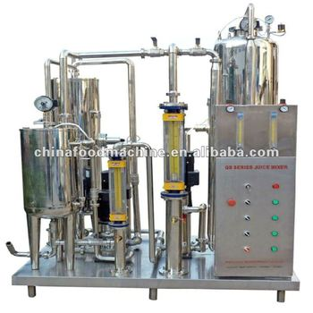 automatic drink mixing machine