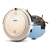 High Class DKrobot best auto cleaning robot vacuum cleaner 2013 with Mopping