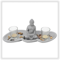wholesale OEM zen garden statue for sale 2017