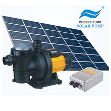 500w low power solar water pump solar swimming pool pump