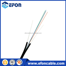2core Optical Fiber Price / Outdoor Indoor FTTH 1 Fiber Drop Cable
