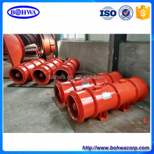 Axial Flow Ventilation Fan in Best price in Tunnel Construction