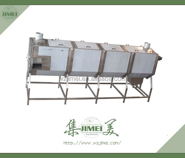 Factory price blanching machine frozen vegetable production line