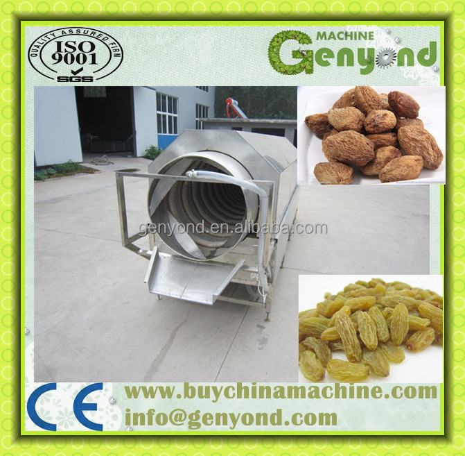 Automatic Fruit and Vegetable Washer/Dried Fruit Washer/Dried Grape Apricot Washing Machine