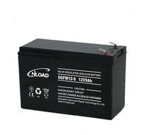 Sealed Lead Acid Battery 12V 7AH 9AH rechargeable battery
