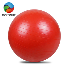 45cm-100cm Anti-burst Exercise Ball for Fitness, Balance & Yoga with Workout Guide