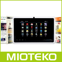 Hot selling touch tablet pc software free download android 4.2 OS