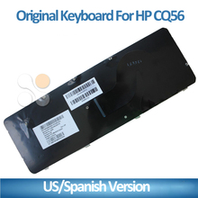 New Laptop Keyboard for HP CQ56 CQ62 G56 G62 CQ62-200 CQ62-300 Black Keyboard US layout