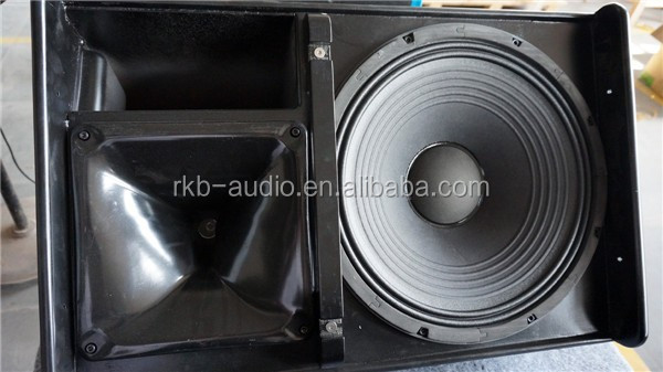 PS 15 two-way 15 inch monitor speaker / audio sound system
