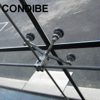Condibe 4 Arms Way Legs Stainless