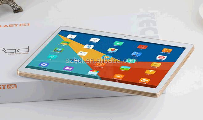 In Stock Cheapest 9.6inch Android 5.1 MTK6580 Teclast P98 3G WCDMA Phone tablet pc