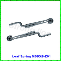 Truck Z Type Air Suspension Leaf Spring