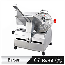 12 Inch High Efficient Commercial Electric Full Automatic Frozen Meat Cutting Machine Slicer