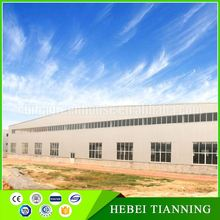 Steel building for swimming pool Customized Designed Design multi-span industrial hangar