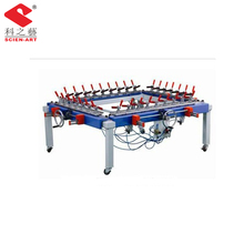 Wholesale custom size manual mesh screen printing stretcher